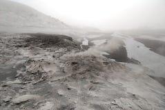 долина Исландии eyjafjallajokull Стоковая Фотография RF