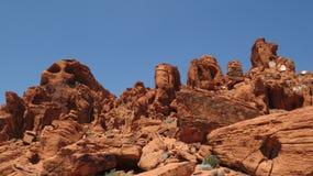 Долина каньона огня стоковые изображения
