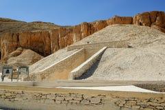 Долина королей около Луксора Египет Стоковое Фото