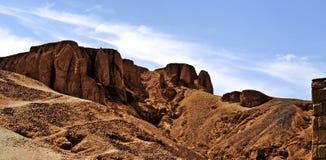 долина королей Стоковые Фотографии RF
