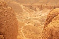 долина королей Стоковое Фото