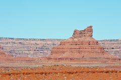 долина ландшафта богов Стоковое Фото