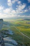 долина ландшафта красотки Стоковое Фото