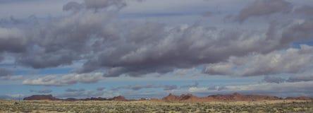 долина ландшафта пожара Стоковое фото RF