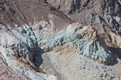 долина ландшафта смерти Стоковая Фотография RF