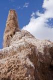 долина луны пустыни Чили atacama 9 Стоковые Изображения RF