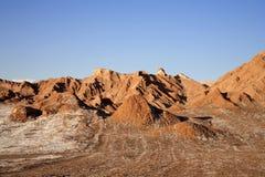 долина луны Стоковые Фотографии RF