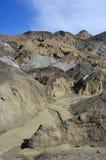 долина национального парка гор смерти Стоковое фото RF