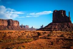 Долина памятника, Аризона Стоковая Фотография