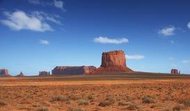 долина памятника Аризоны Стоковая Фотография