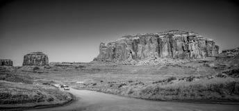 Долина памятника в Юте - ЮТЕ, США - 20-ОЕ МАРТА 2019 стоковые изображения rf