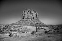 Долина памятника в Юте - ЮТЕ, США - 20-ОЕ МАРТА 2019 стоковое фото rf