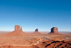долина памятника ландшафта стоковые изображения