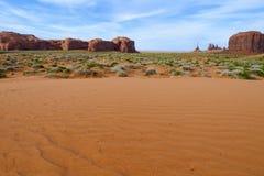Долина памятника, Totem Поляк Стоковые Изображения RF