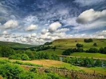 долина повелительницы bower derwent Стоковая Фотография RF