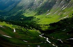 долина рая Стоковая Фотография RF