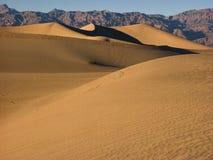 долина смерти Стоковая Фотография RF