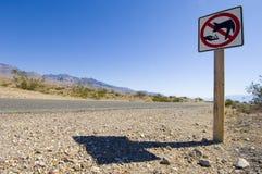 долина смерти Стоковые Изображения