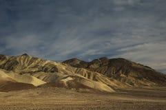 долина смерти 4 стоковые фотографии rf
