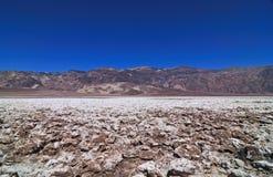 долина смерти Стоковые Изображения RF