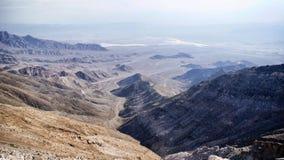 Долина смерти Ridge Стоковое Изображение RF