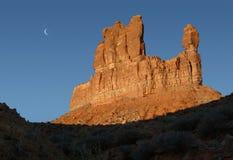 долина Юты богов Стоковое Изображение RF