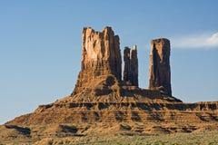 долина Юты памятника стоковые фотографии rf