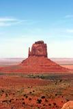 долина Юты памятника butte Аризоны Стоковые Фото