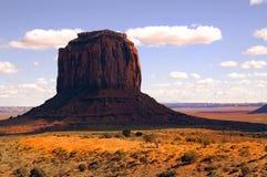 долина 2 памятников стоковое фото rf