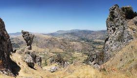 долина Стоковое Изображение RF