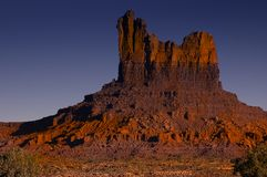 долина 9 памятников стоковая фотография rf