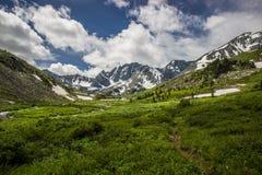 Долина Akchan стоковые изображения