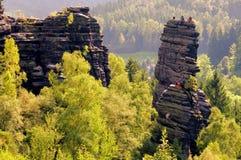 Долина Biela Стоковая Фотография RF