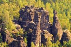 долина biela Стоковое Изображение RF
