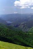 долина cerna Стоковые Изображения RF
