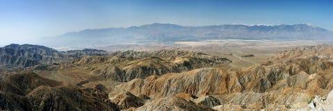 долина coachella Стоковое Изображение