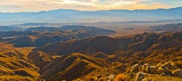 Долина Coachella Стоковые Фото