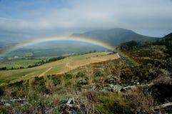 долина constantia Стоковое фото RF