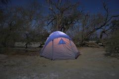 долина desertscapes смерти Стоковая Фотография RF