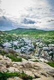 Долина Ghasri Стоковая Фотография