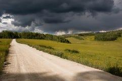 долина gunnison Стоковая Фотография RF