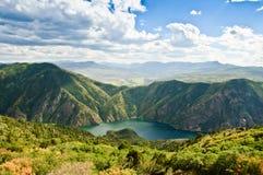 долина juan san Стоковое Изображение