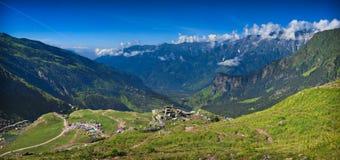 Долина Kulu Стоковое Изображение