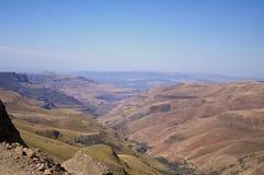 долина kwazulu натальная Стоковое фото RF