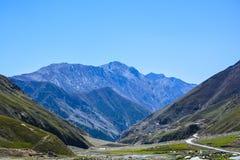 Долина Lulusar стоковые фотографии rf