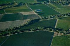 долина napa воздуха Стоковое фото RF