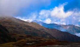 Долина Nathang Стоковые Фотографии RF