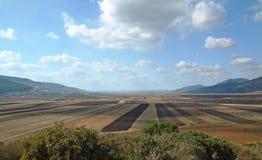 долина netofa 2 beit стоковое изображение rf