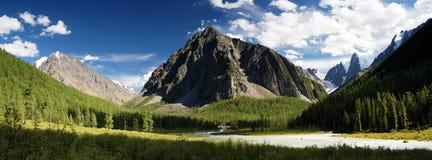 долина savlo Стоковая Фотография