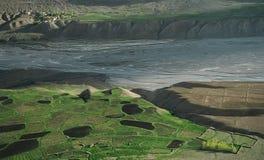 долина spiti Индии стоковое фото rf
